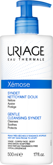 XÉMOSE-Syndet-Nettoyant-Doux-500mL-Uriage