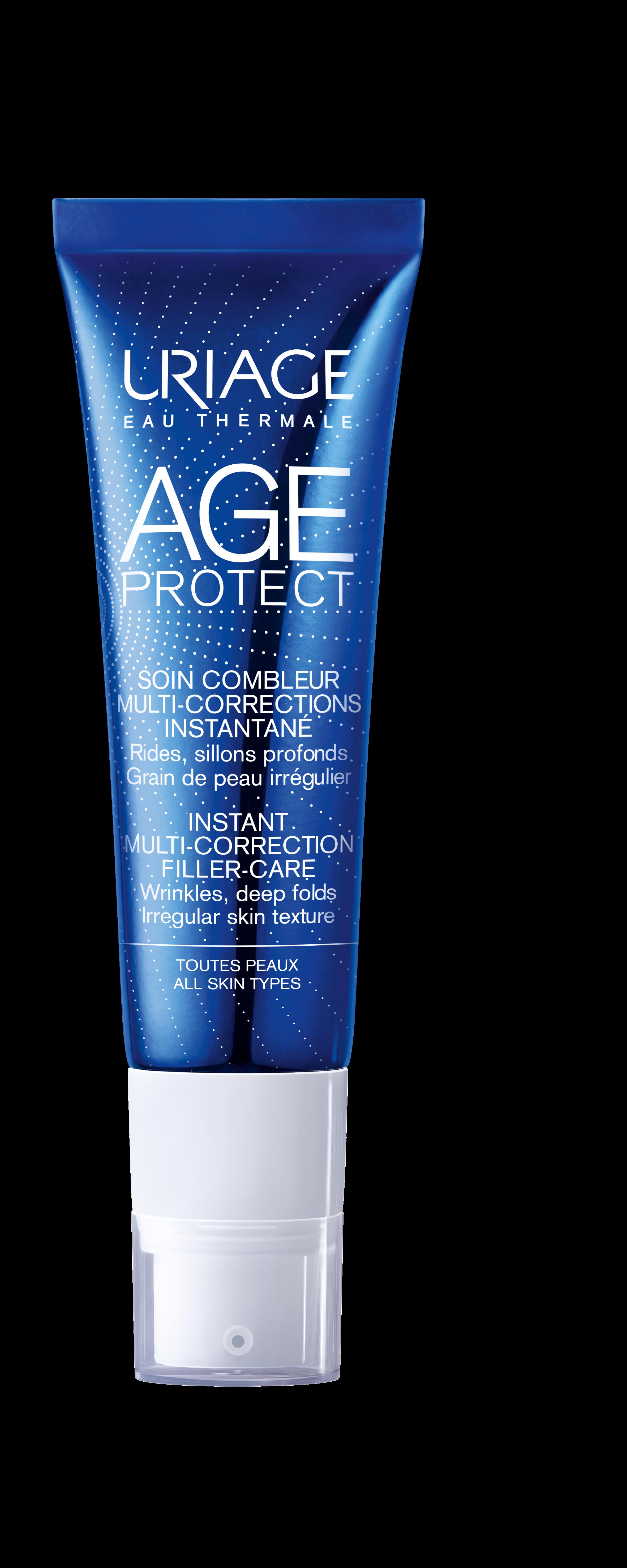 AGE PROTECT - Soin Combleur Multi-Corrections Instantané - Uriage