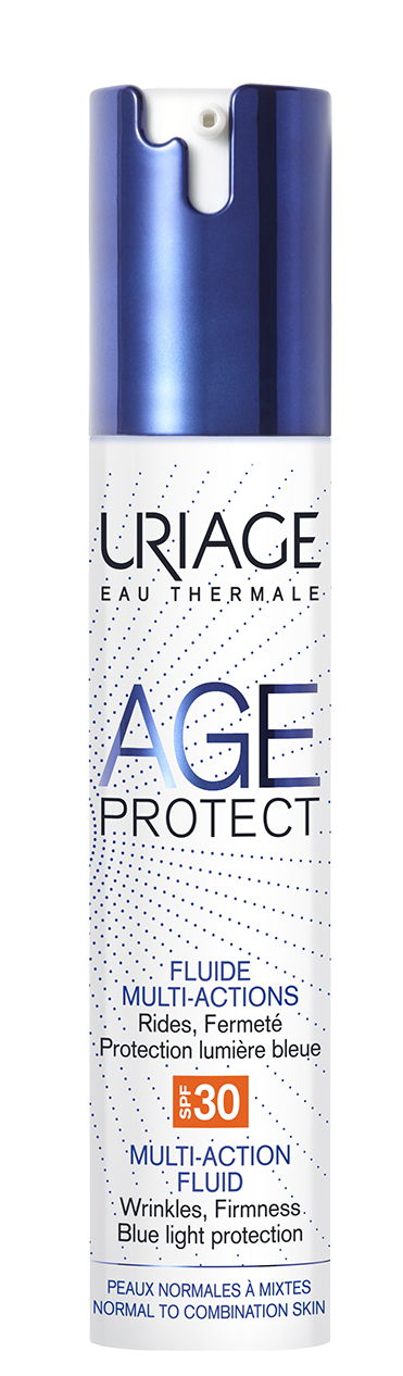 AGE PROTECT - Fluide multi-actions SPF 30 - Uriage