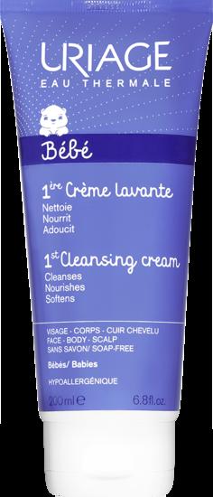 BÉBÉ - 1ère Crème Lavante - Uriage