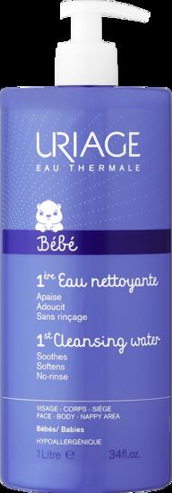 BÉBÉ - 1ère Eau Nettoyante - Uriage