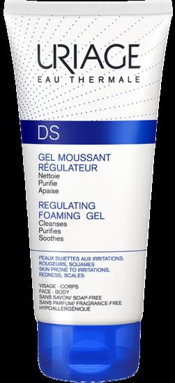 DS - Gel Moussant Régulateur 150 mL Uriage