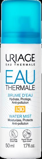 EAU THERMALE - Brume d'Eau SPF30 50 mL - Uriage