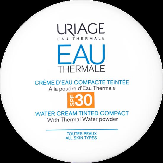 EAU THERMALE - Crème d'Eau Compacte Teintée SPF30 - Uriage