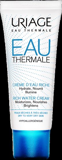 EAU THERMALE - Crème d'Eau Riche - Uriage