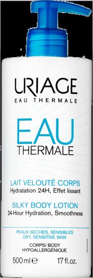 EAU THERMALE - Lait velouté corps 500 mL - Uriage