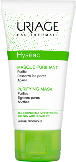 HYSÉAC Masque purifiant - Uriage