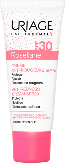 ROSÉLIANE - Crème Anti-Rougeurs SPF30 40 mL - Uriage