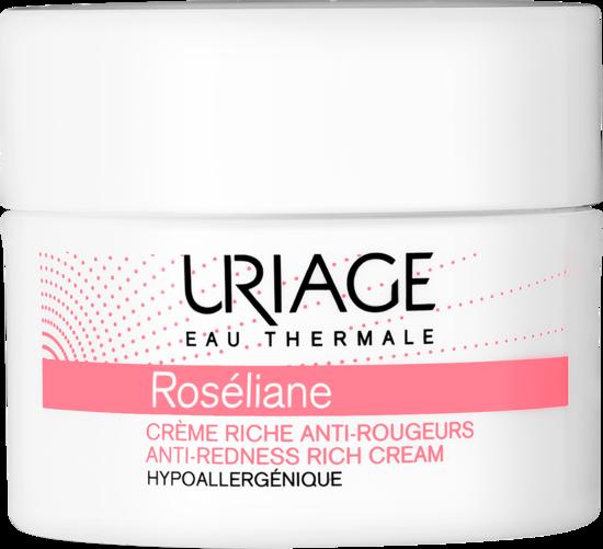 ROSÉLIANE - Crème Riche Anti-Rougeurs 50 mL - Uriage