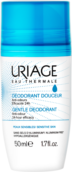 Déodorant douceur roll-on Uriage