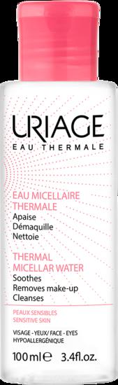 EAU-MICELLAIRE-THERMALE-Peaux-Sensibles -Uriage-100mL