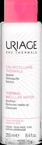 EAU-MICELLAIRE-THERMALE-Peaux-Sensibles -Uriage-250mL