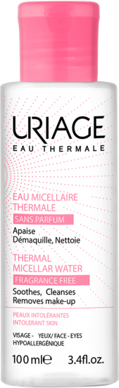 EAU MICELLAIRE THERMALE - Peaux intolérantes 100 mL Uriage