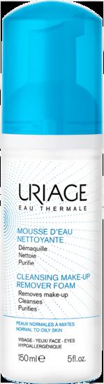 MOUSSE D'EAU NETTOYANTE 150 mL - Uriage