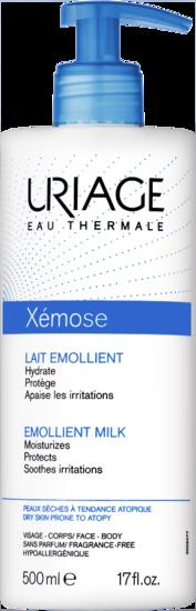 XÉMOSE - Lait Émollient 500 mL Uriage