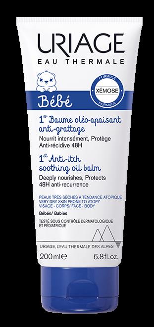 Uriage-xemose-bebe-atopie-1er-baume-oleo-apaisant-anti-grattage