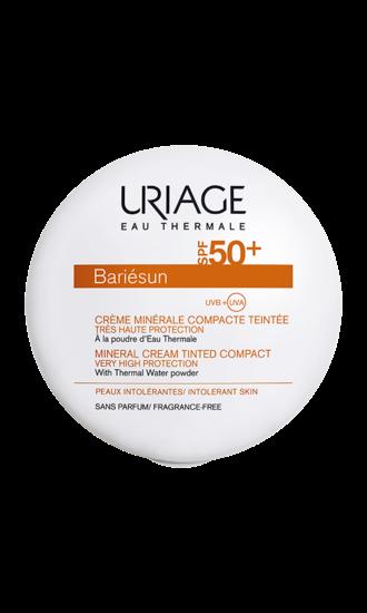 Uriage-BARIÉSUN-Crème-Minérale-Compacte-Teintée-Dorée-SPF50+