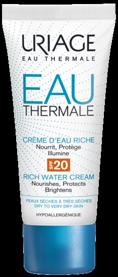 Uriage-EAU-THERMALE-Crème-d'Eau-Riche-SPF20