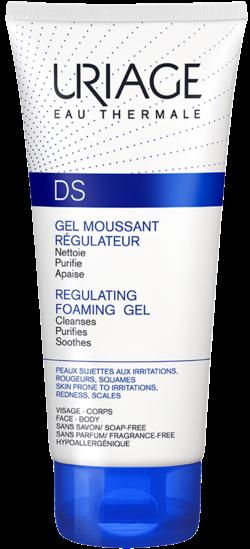 DS - Gel Moussant Régulateur - Uriage