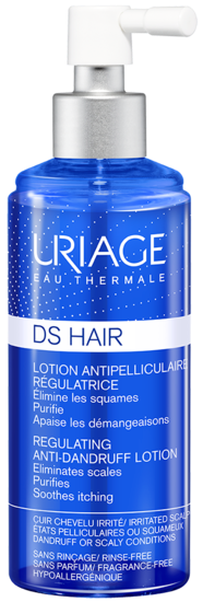 DS HAIR-Lotion-Antipelliculaire-Régulatrice-Uriage