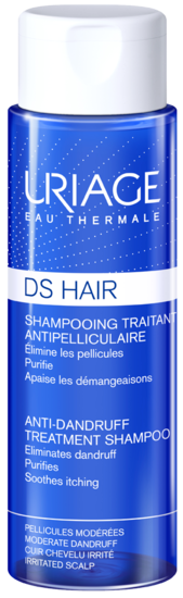 DS HAIR-Shampooing-Traitant-Antipelliculaire-Uriage