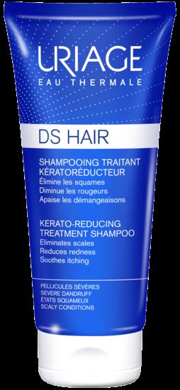 DS HAIR-Shampooing-Traitant-Kératoréducteur-Uriage
