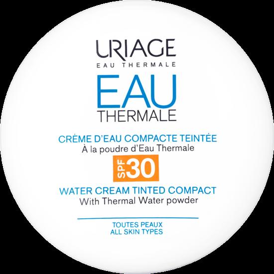 Uriage-EAU-THERMALE-Crème-d'Eau-Compacte-Teintée-SPF30
