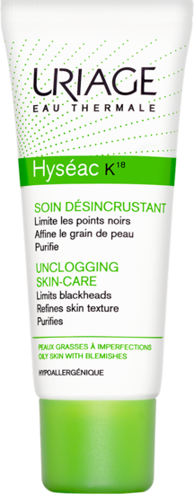 HYSÉAC K18 - Uriage
