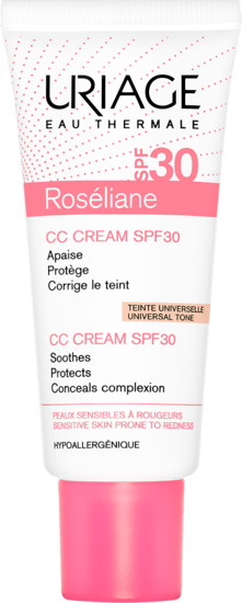 ROSÉLIANE - CC Cream SPF30 - Uriage