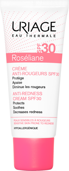Crème Anti-Rougeurs SPF30 - Uriage