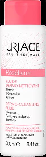 ROSÉLIANE-Fluide-Dermo-Nettoyant-Uriage