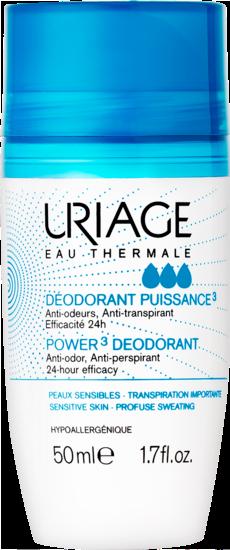 DÉODORANT-PUISSANCE 3-Uriage
