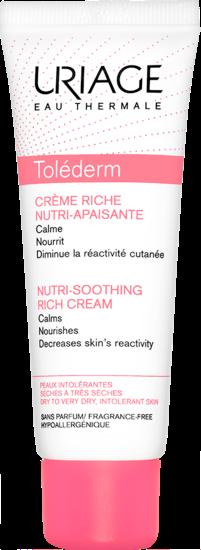 TOLÉDERM-Crème-Riche-Nutri-Apaisante-Uriage