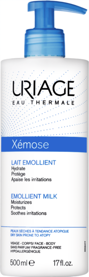 XÉMOSE-Lait-Émollient-500mL-Uriage