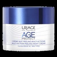 creme-nuit-peeling-uriage-age-protect
