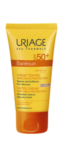 creme-solaire-teintée-claire-SPF50-bariesun-uriage
