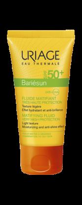 Fluide-solaire-matifiant-SPF50-50ml-bariesun-uriage