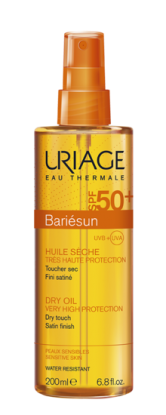Huile-Seche-SPF50-200ml-bariesun-uriage