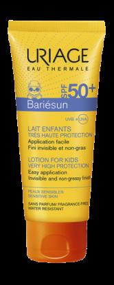 Lait-solaire-enfants-SPF50-100ml-bariesun-uriage