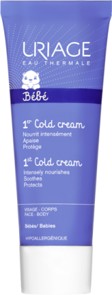 BÉBÉ - 1º Cold Cream