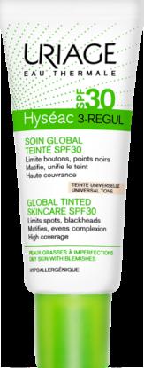 HYSÉAC 3-Regul Teinté SPF30 - Uriage