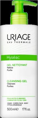 Gel-Nettoyant-hyseac-Uriage