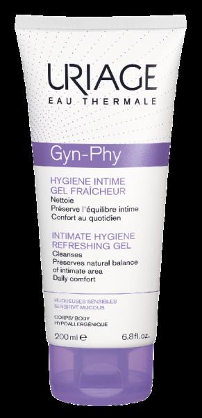 Gel-Refrescante-de-Limpeza-Gyn-Phy -uriage