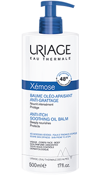 baume-oléo-apaisant-500ml-xémose-uriage