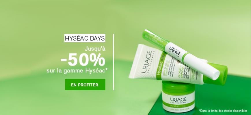 Hyséac outlet